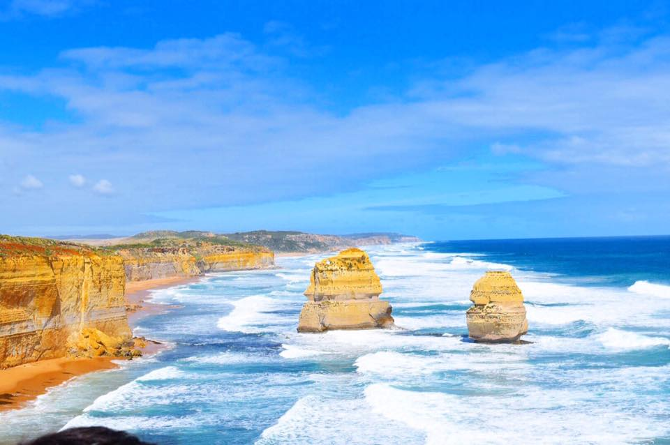 Great Ocean Road Melbourne Sarah Latham