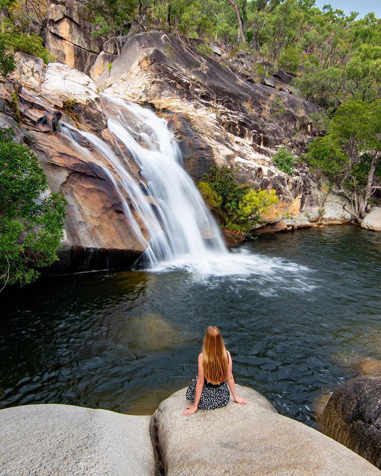 Emerald Creek Falls Cairns Sarah Latham
