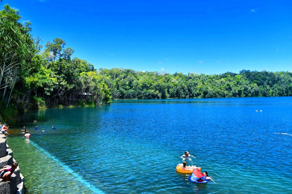 Lake Eacham Cairns Atherton Tablelands