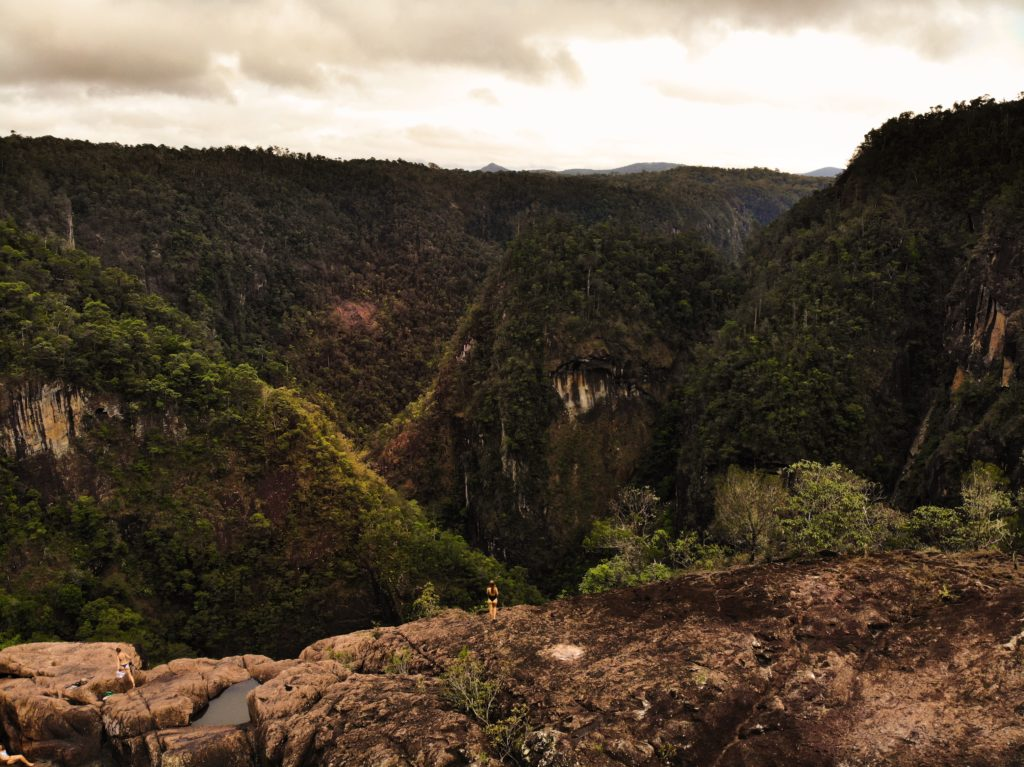 Tully Gorge in Atherton Tablelands