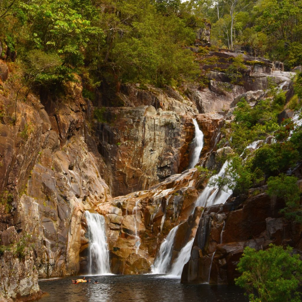 Behana Gorge in Cairns