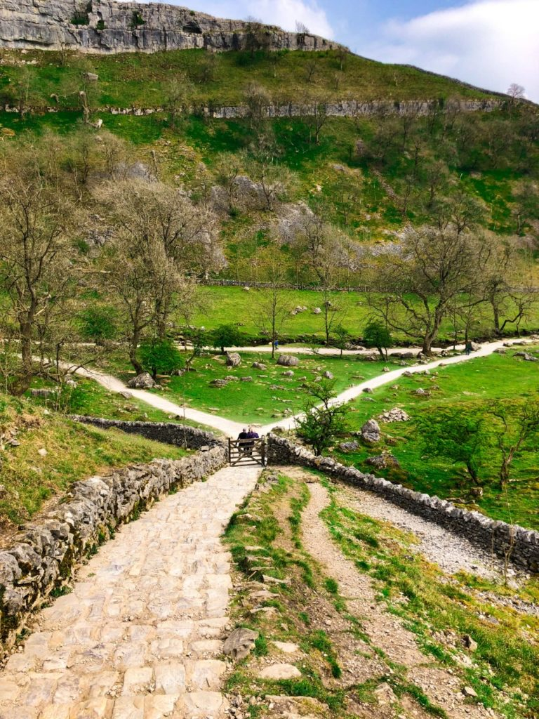 How to get to Malham Cove