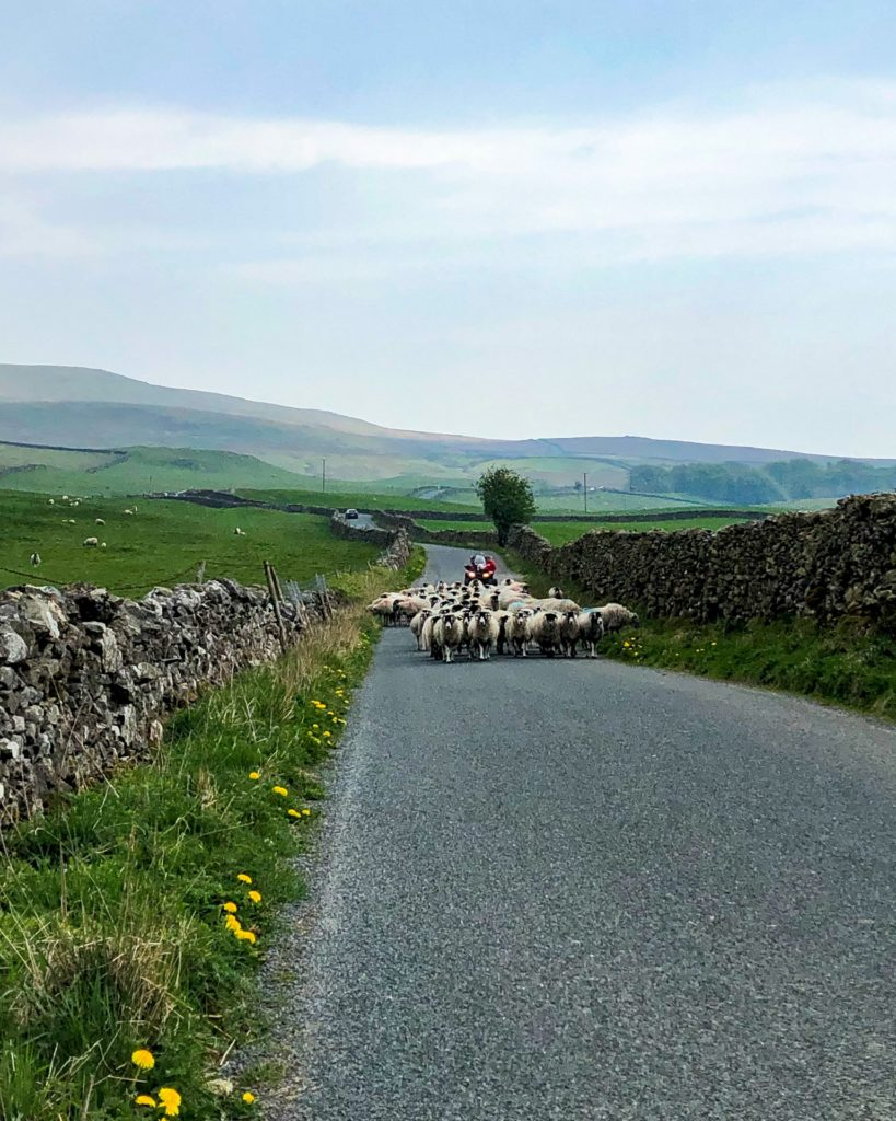 Exploring Settle in England