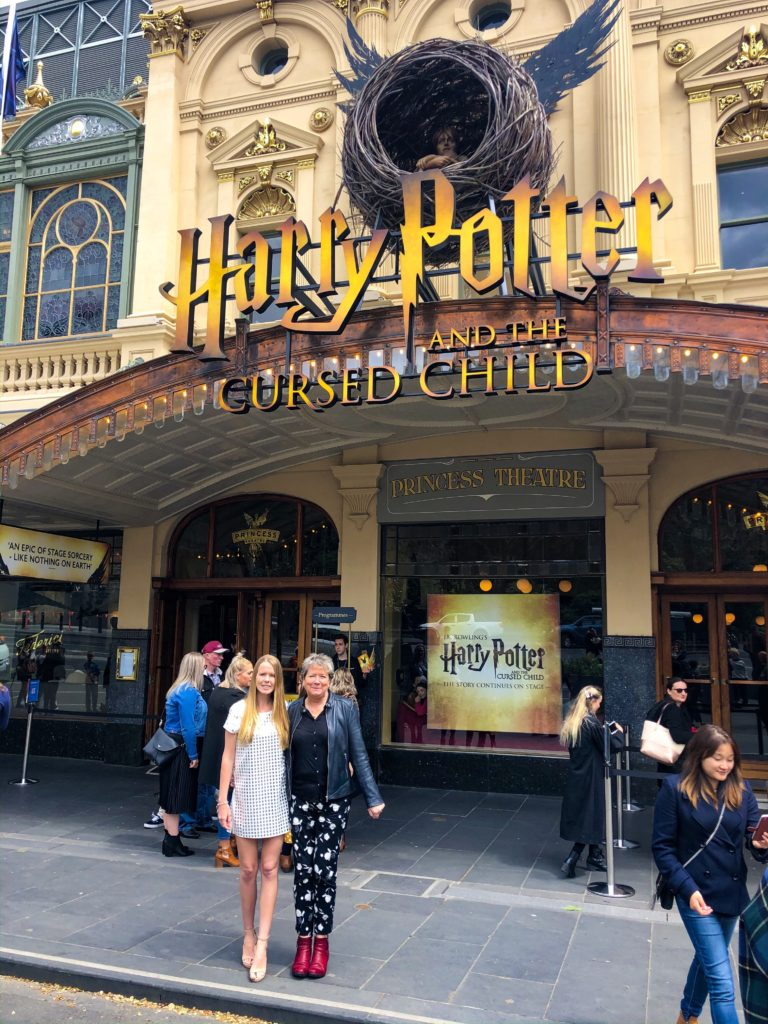 Harry Potter and the Cursed Child Melbourne Play Sarah Latham