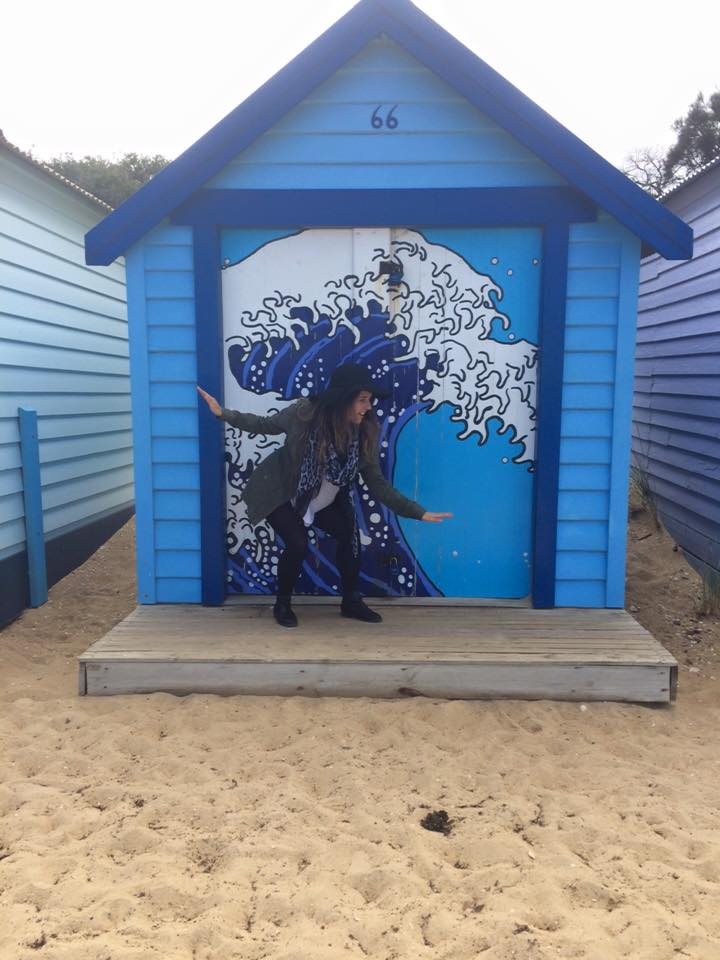 Brighton Beach Brighton Bathing Boxes Melbourne Sarah Latham