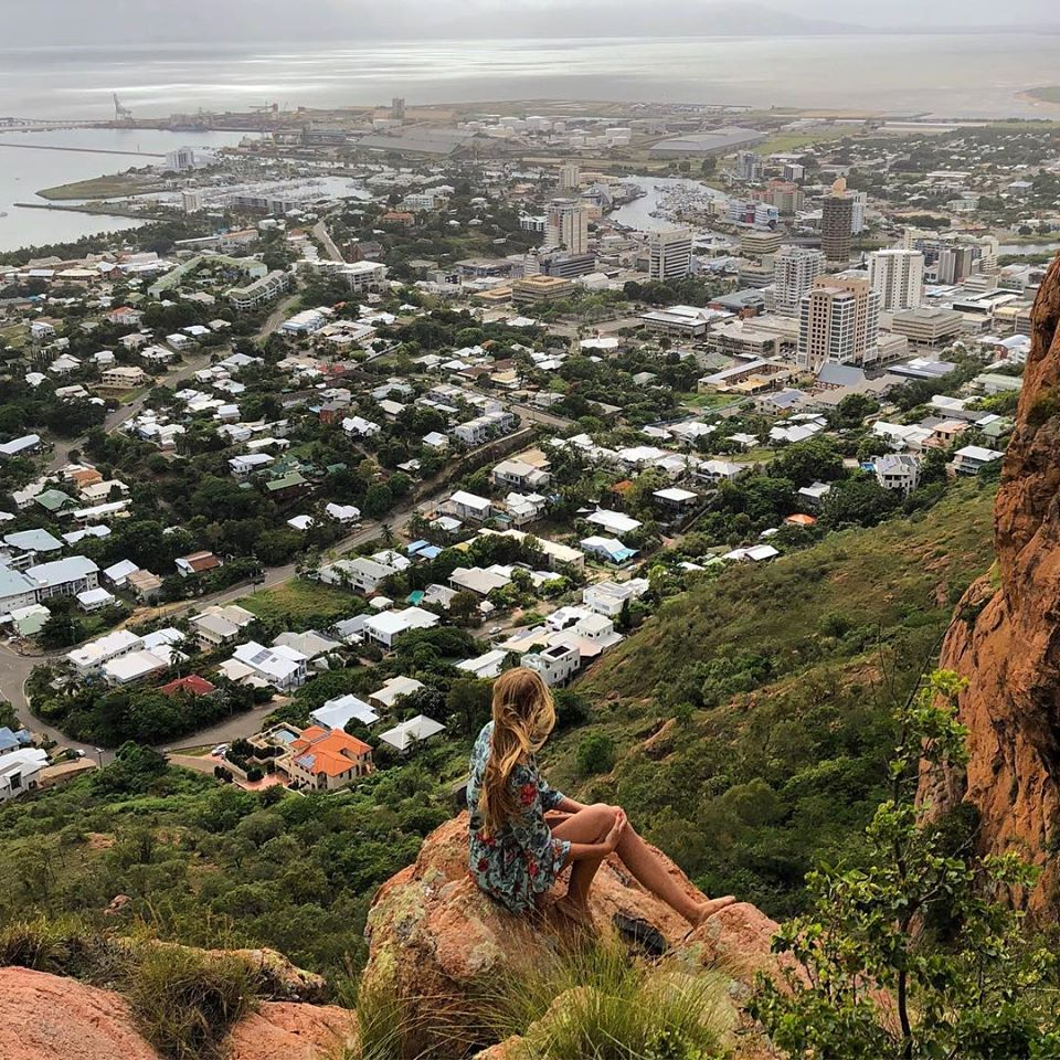 Castle Hill, Townsville, Sarah Latham