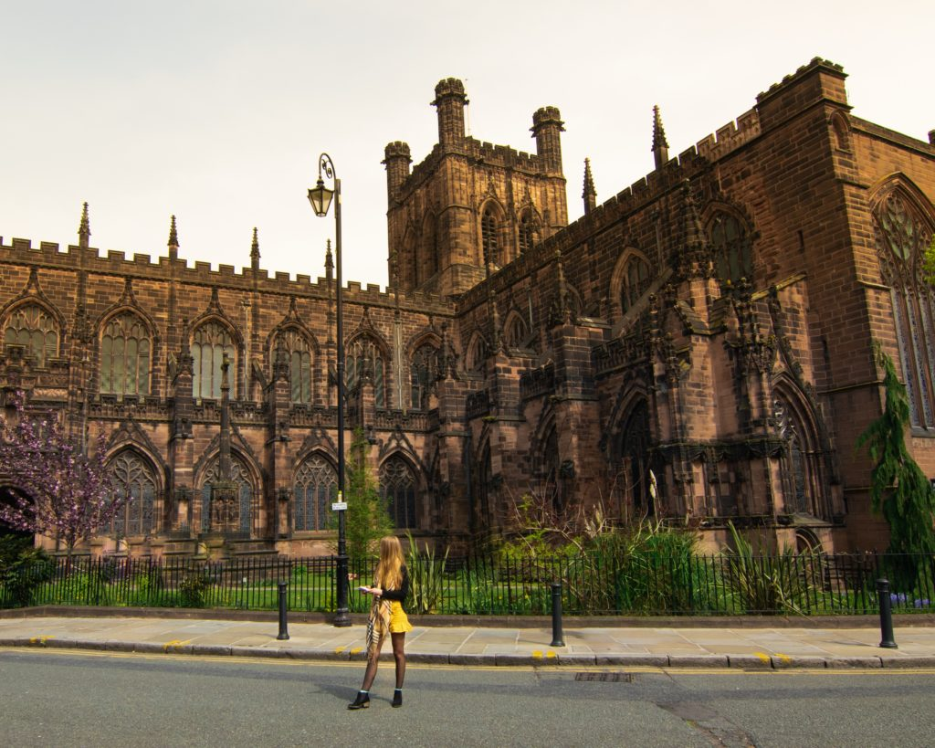 Chester Cathedral Cheshire England Sarah Latham