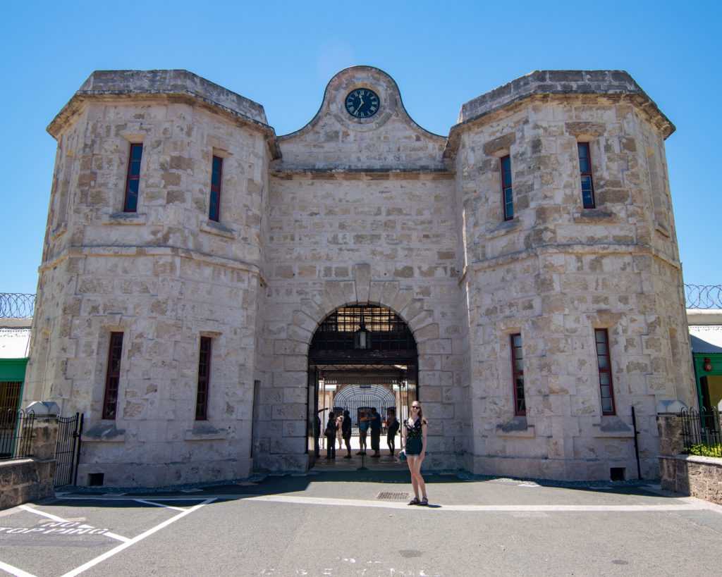 Perth Fremantle Prison Sarah Latham