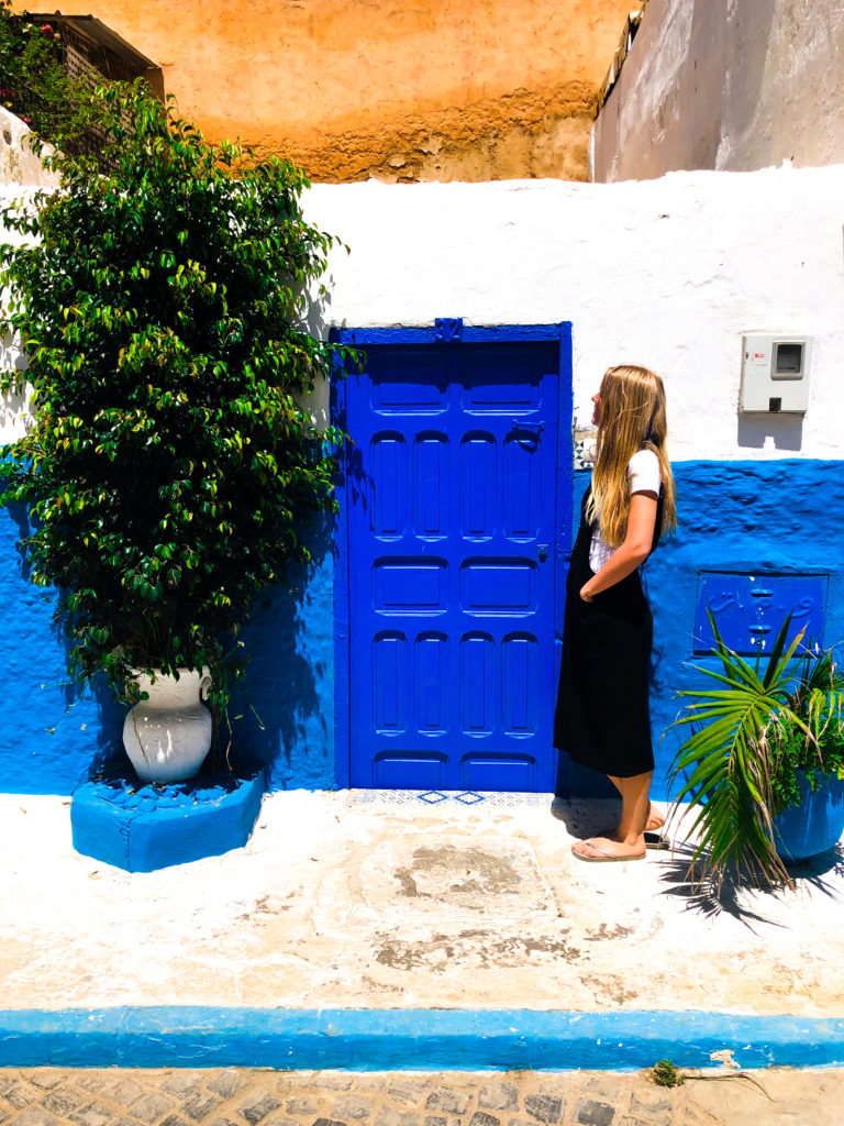 Rabat Morocco Sarah Latham What to wear in Morocco