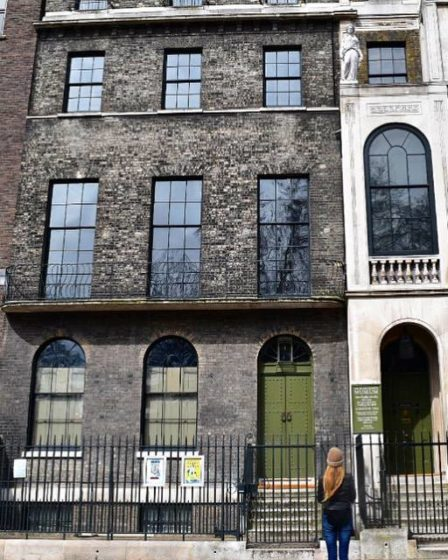 12 Grimmauld Place London Harry Potter Locations Sarah Latham