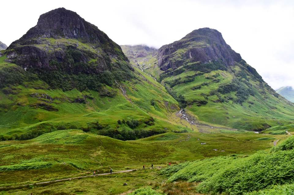 Glencoe Scotland Harry Potter Locations Sarah Latham
