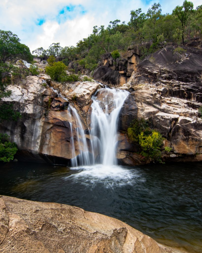 How to get to Emerald Creek Falls Cairns Sarah Latham