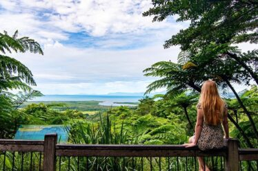 Alexandra Lookout Daintree National Park Sarah Latham