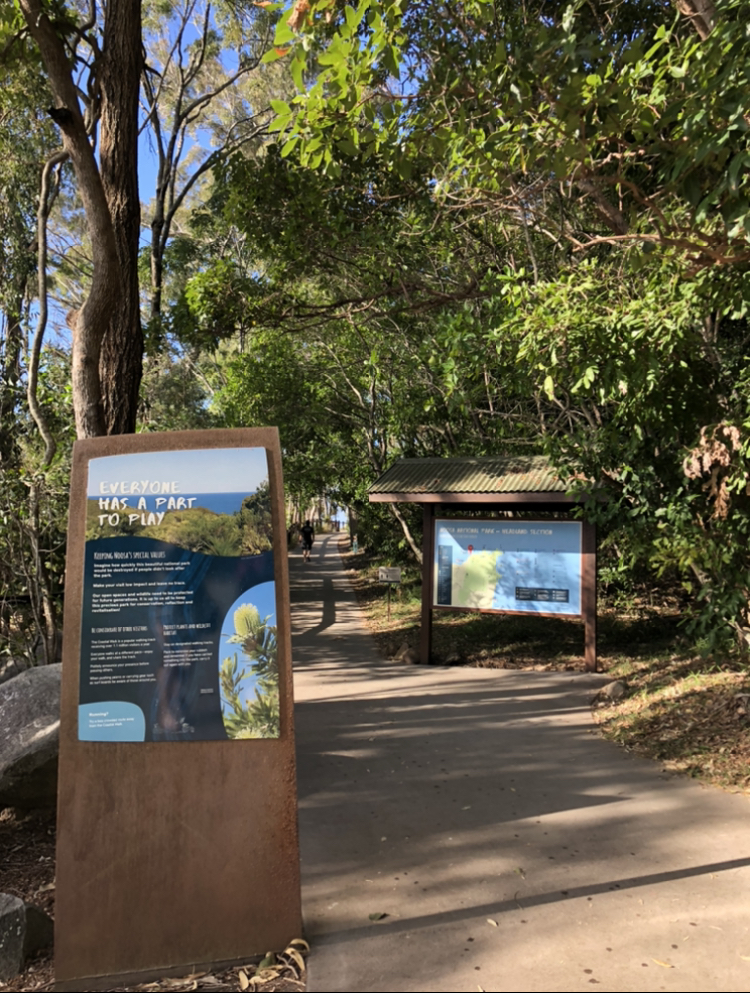 How to get to Noosa Fairy Pools