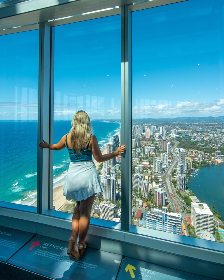 Skypoint Observation Deck Q1 Surfers Paradise