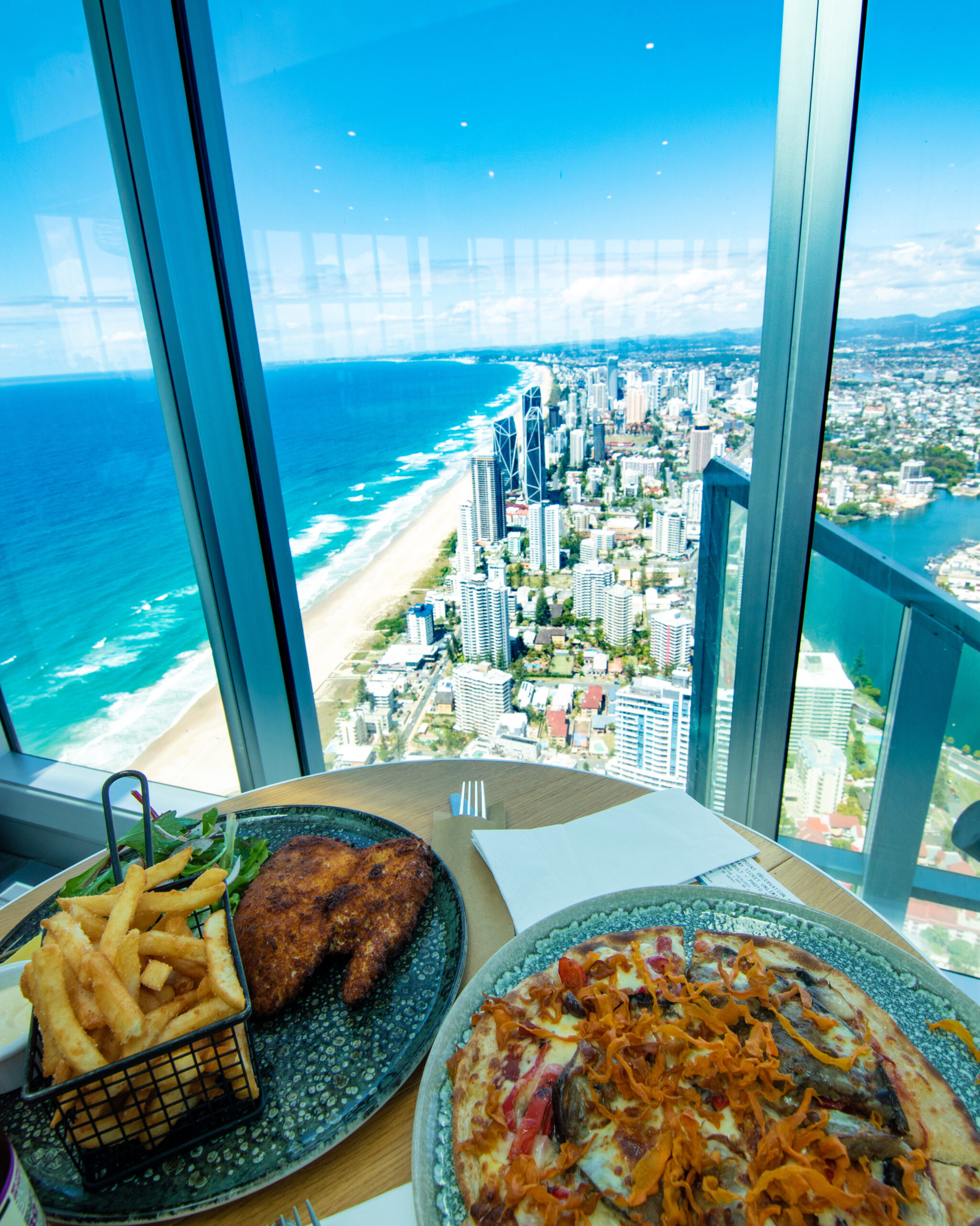 Skypoint Observation Deck Q1 Surfers Paradise Gold Coast
