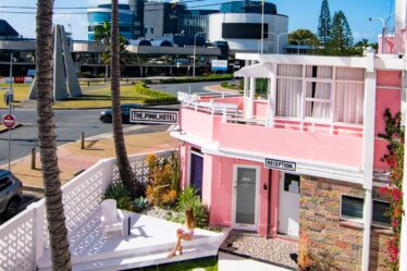 The Pink Hotel Coolangatta Gold Coast Sarah Latham