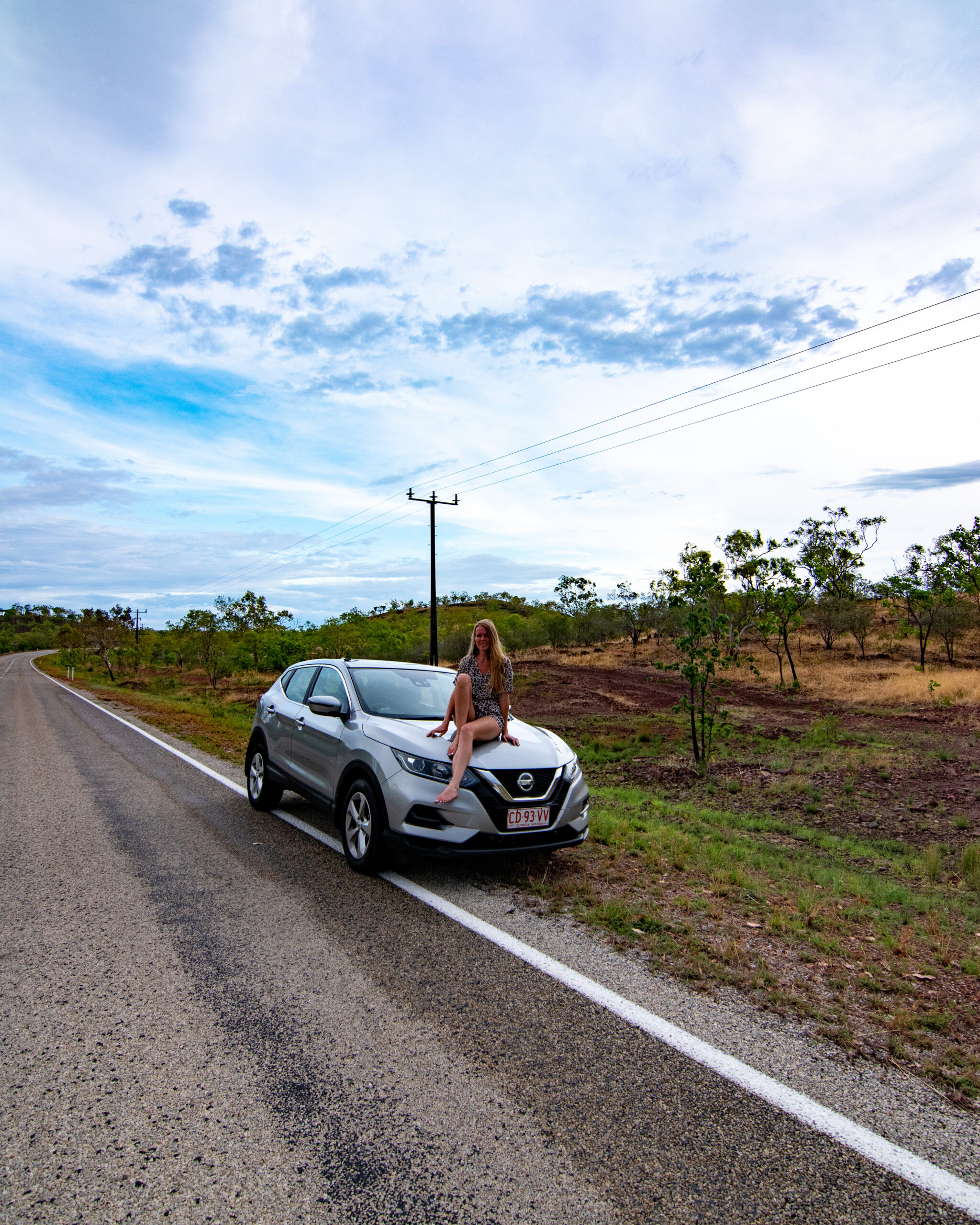 Darwin Unlimited Kilometre Car Hire Sarah Latham