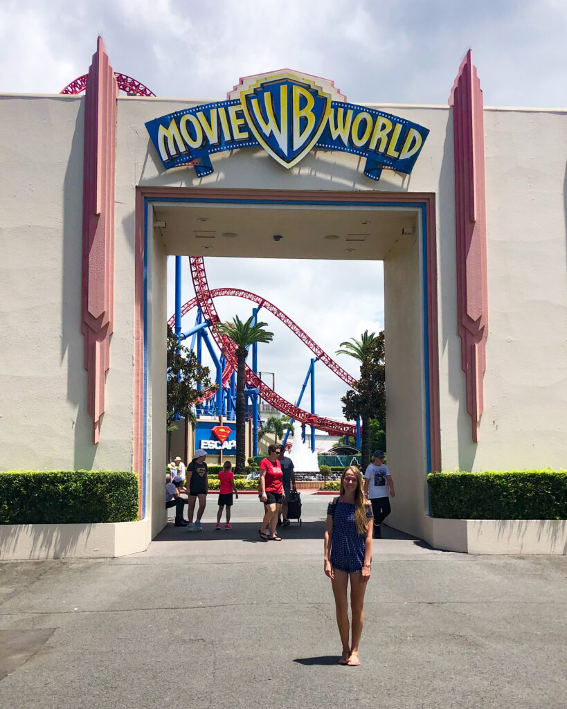 Sarah Latham Movie World