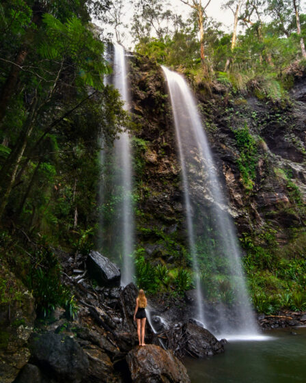Twin Falls Gold Coast Sarah Latham Copyright
